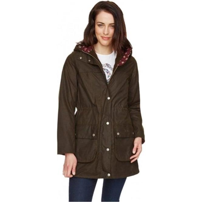 Barbour Women S Marworth Durham Jacket Longer Length