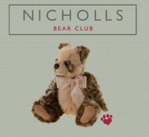 Facebook Nicholls Bear CLub