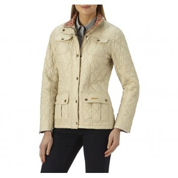 Barbour Womens Morris Utility Quilted Jacket Ladies