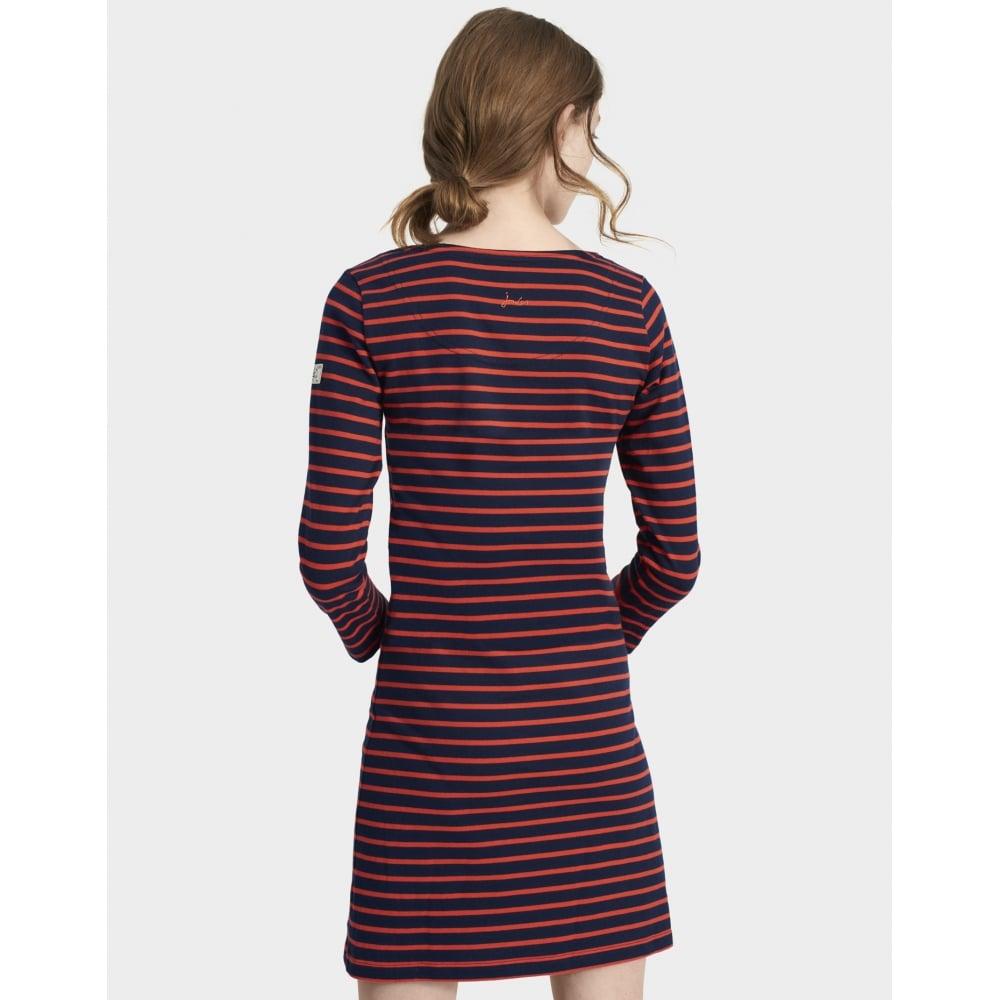 49b38574610 Joules Jersey Dress 3/4 Sleeve X_RIVIERA34