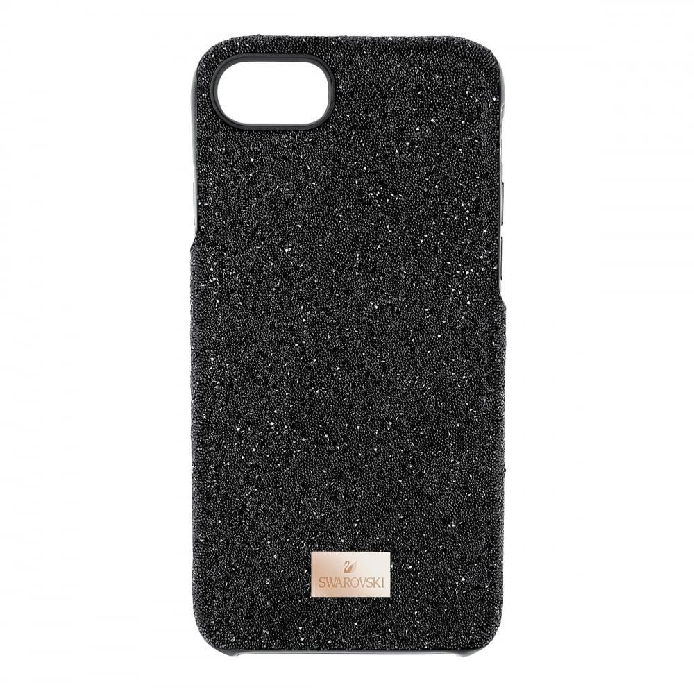 reputable site ae6e7 9b644 High Smartphone Case with Bumper, iPhone 8 Plus, Black