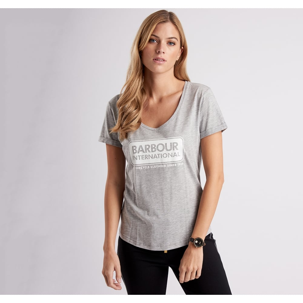 8c7ae257 Barbour International Barbour International Women's Track T Shirt. Product  Code: LTS0257