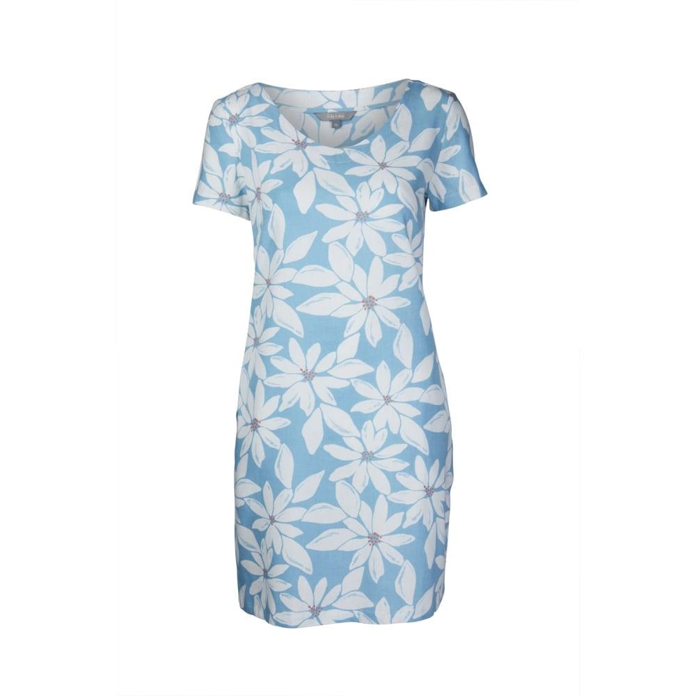 3b94202a7b6d66 Lily & Me Linen Shift Dress Daisy LM3106