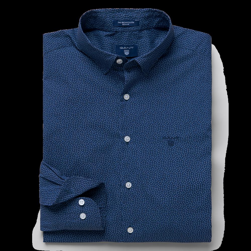 d781d98dd0 Gant Gant Men's Regular Mini Flower Print Shirt