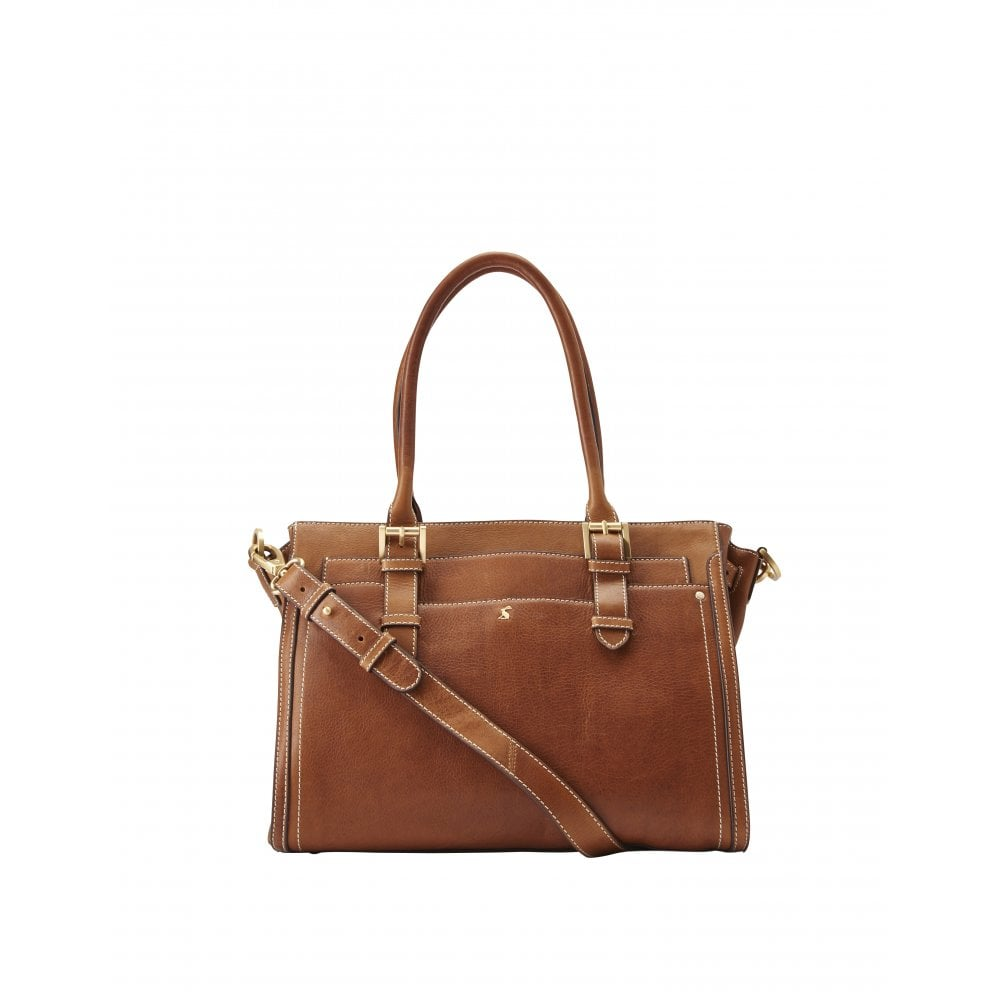 Joules Hathaway Leather Everyday Bag fc58eb7501943