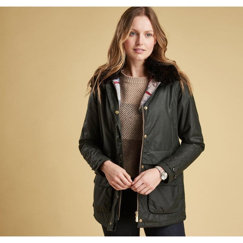 6c7674f58 Womens Banavie Wax Jacket