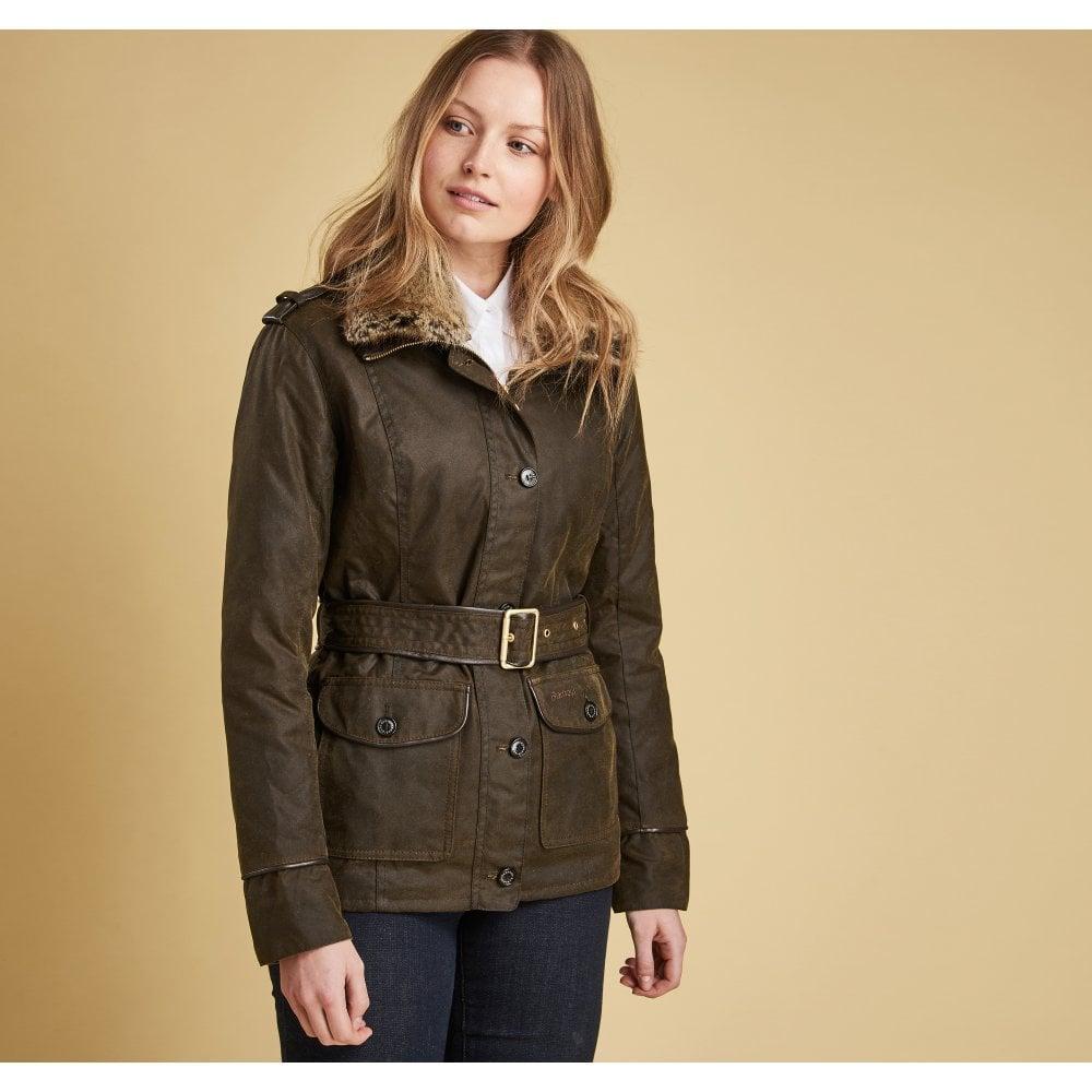32d94f3fe Womens Stirling Wax Jacket
