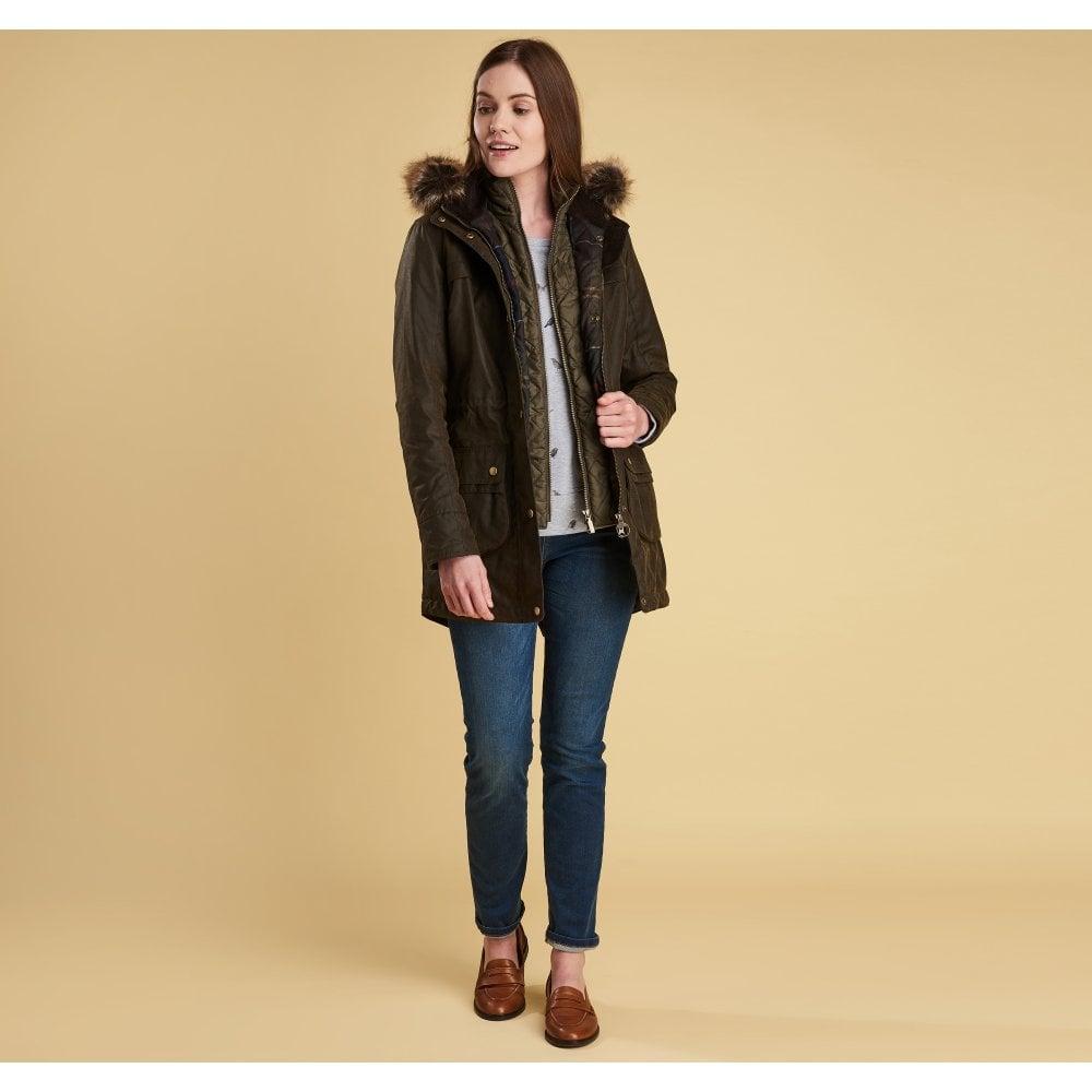 50f48273b Womens Dartford Wax Jacket