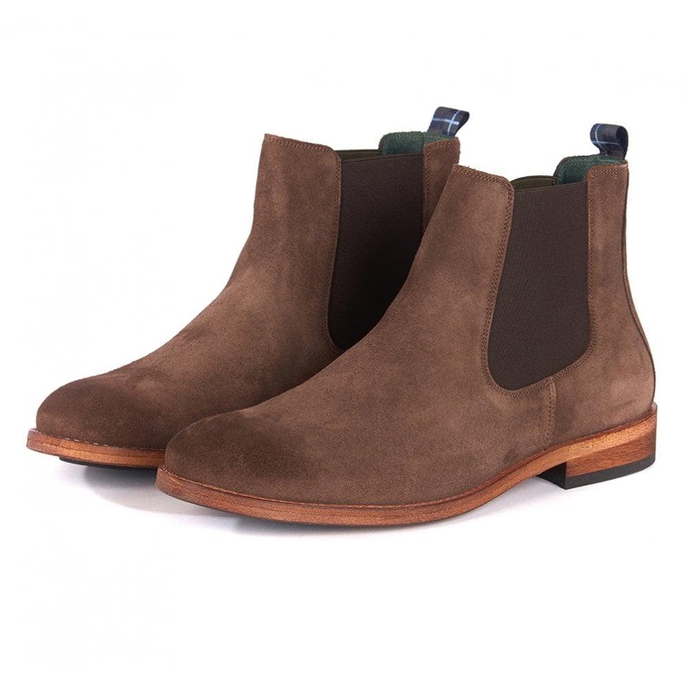 75988ef5a23 Barbour Mens Bedlington Chelsea Boot