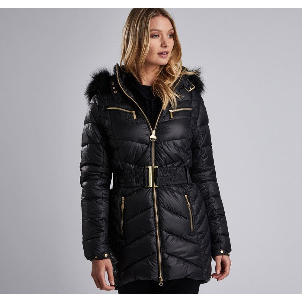 Ladies Grand Quilted Jacket LQU0942 6786ea607