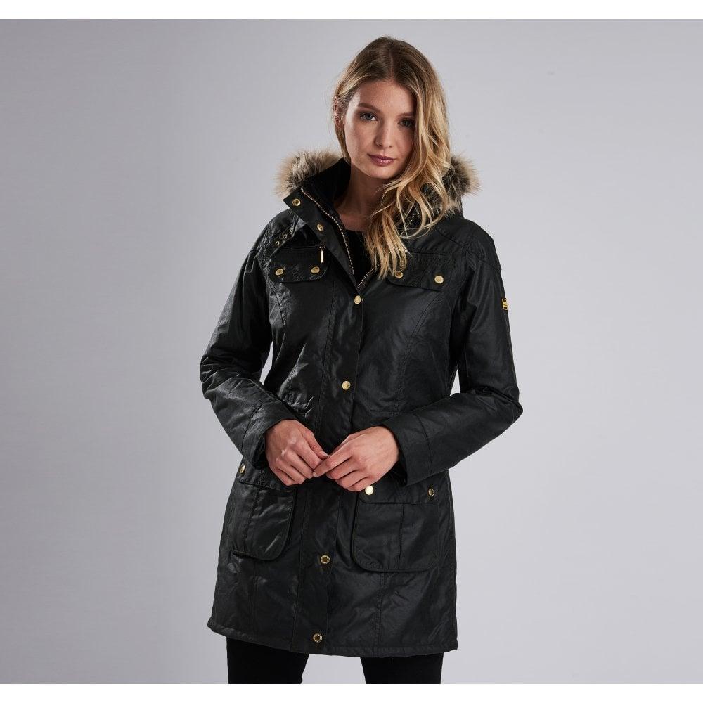 56b07871e Barbour Womens Slipstream Wax Jacket LWX0855
