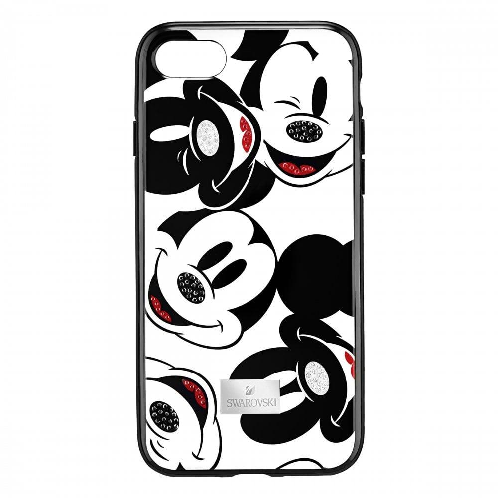 86cdd60b8 Swarovski Swarovski Mickey Face Smartphone Case With Integrated Bumper Iphone  X
