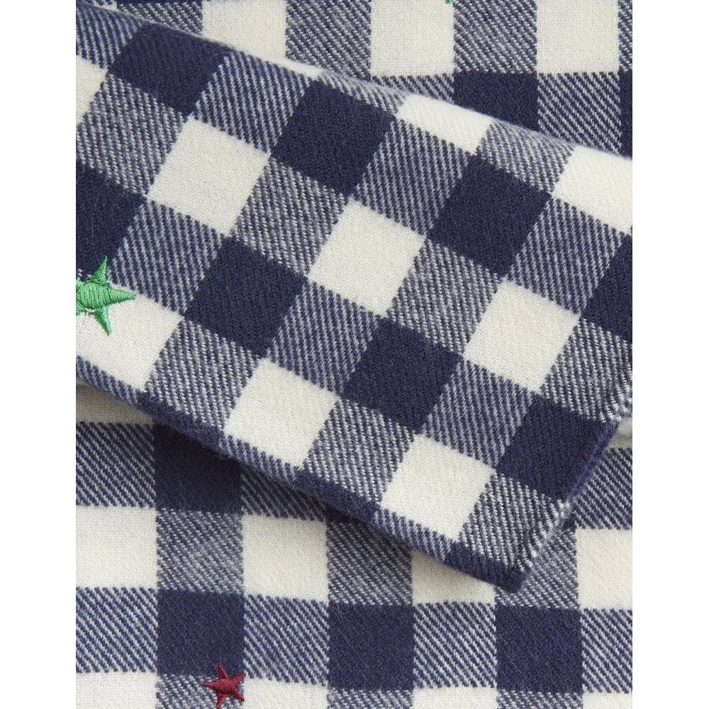 Joules Bracken Luxe Brushed Woven Girls Scarf