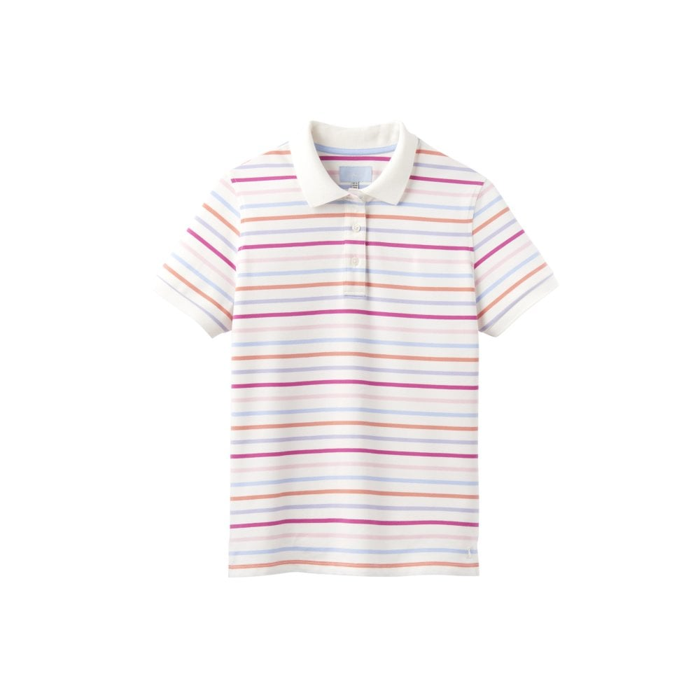 dc92a8bdd1c Joules Pippa Printed Polo Shirt 203164JOULES
