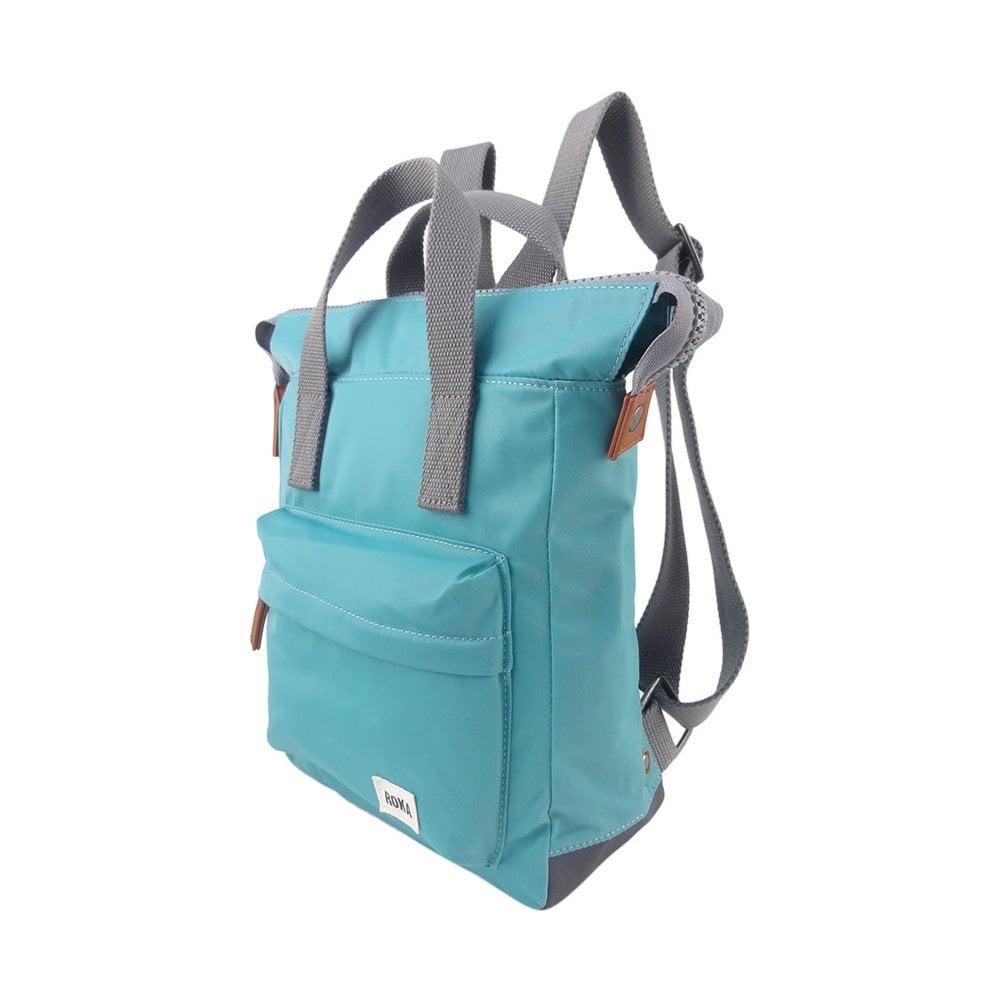 Roka Bantry B Small Teal Green Bag