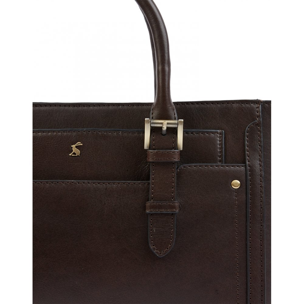 cheap for discount 60% discount official shop Hathaway Mini Leather Grab Bag