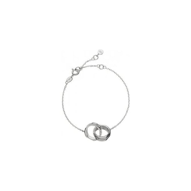 Links of London 20/20 Interlocking Bracelet 5010.1152