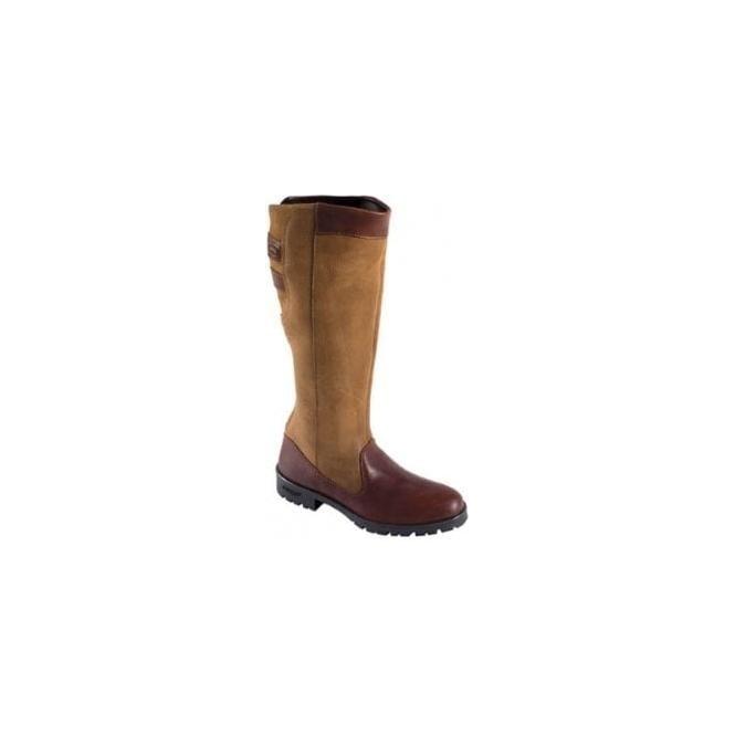 f777453142c Dubarry Clare Country Boot Mahogany
