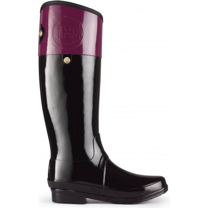 more photos 7f80f 20017 Hunter Regent Carlyle Wellington Boot