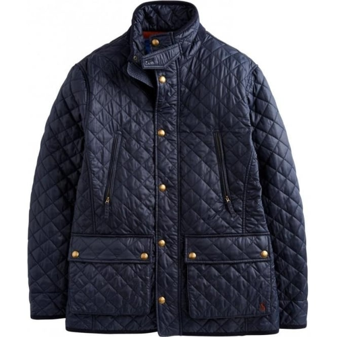 Joules Mens Quilted Foxton Jacket | NICHOLLS ONLINE : joules quilted jackets - Adamdwight.com