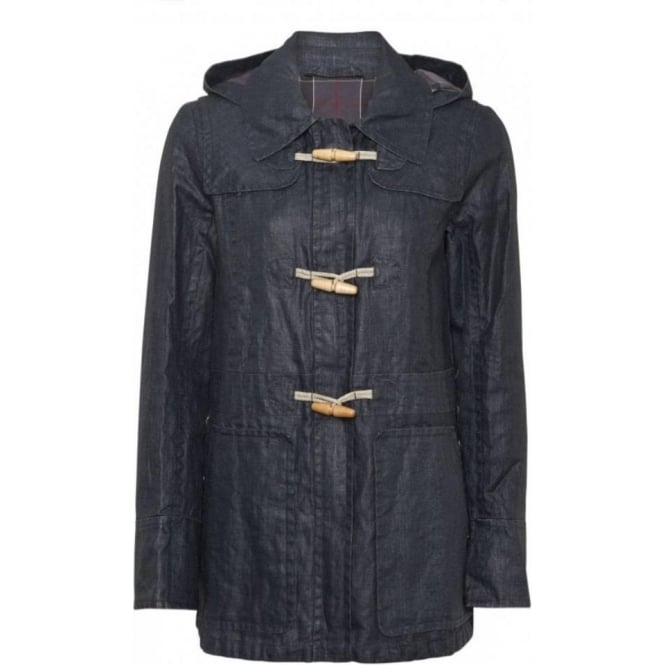 Barbour Womens Summer Buttermere Coat | Ladies Barbour Duffle Coat