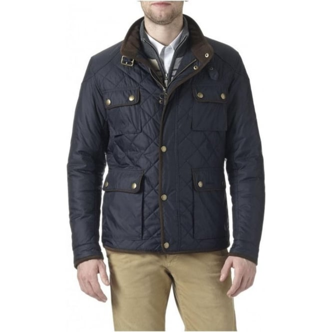 Barbour Quilted Chukka Jacket | Men's Barbour | Quilted Jackets : mens quilted coats uk - Adamdwight.com