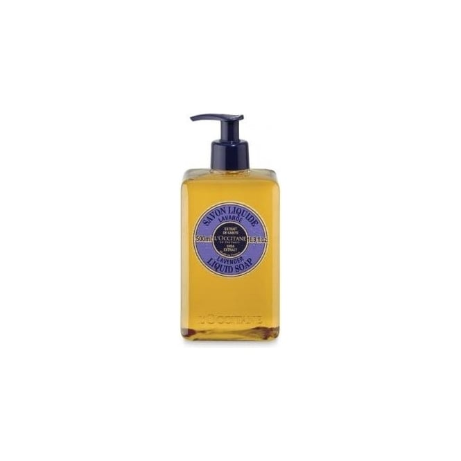 L'Occitane Lavender Shea Butter Liquid Soap 500ml