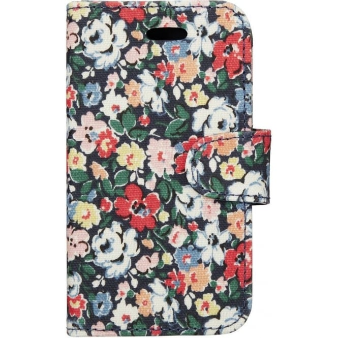 Cath Kidston Ditsy Mews iPhone 5 Case with Card Holder  a7059f75a3