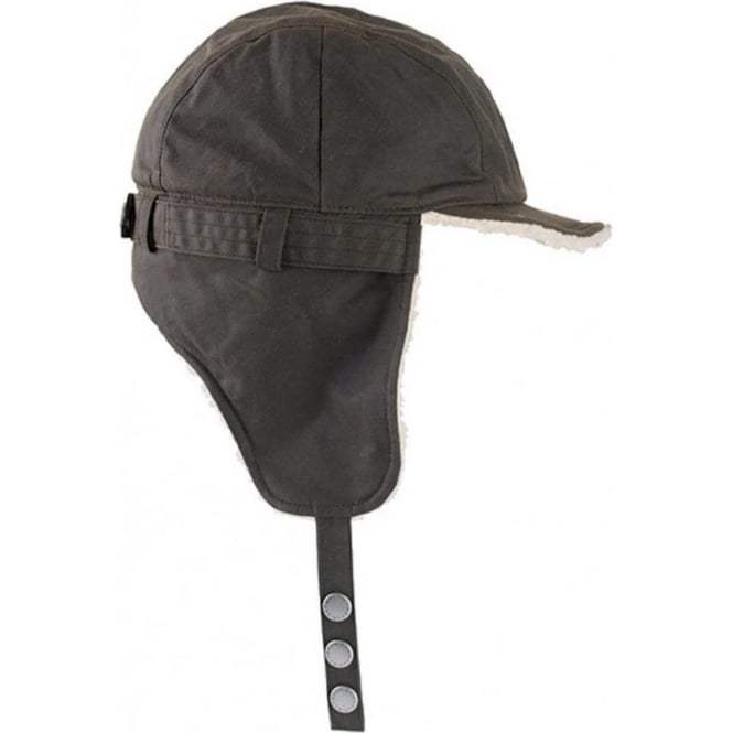 1bf94e08033 Barbour Barbour Womens Sherpa Wax Trapper Hat