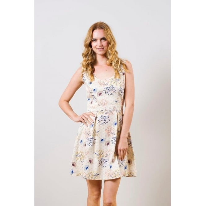 Lily and Me Womens Fiona Tieback Dress