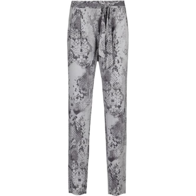Sandwich Clothing Womens Snake Print Pants