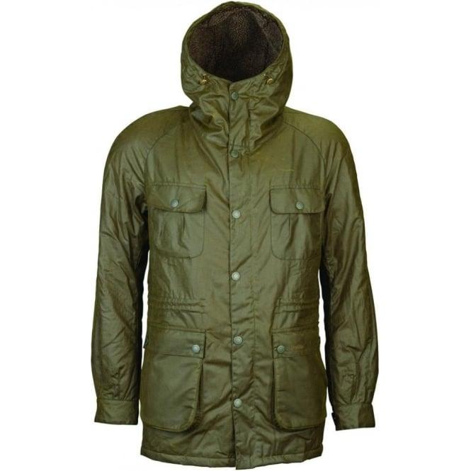 Barbour Barbour Mens Brindle Wax Jacket c0e721fd622b