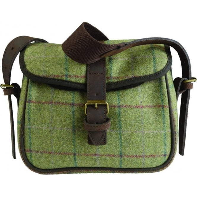 Barbour Tweed Cartridge Bag LBA0237OL52 Cross the body bag