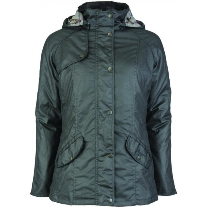Barbour Millfire Wax Jacket