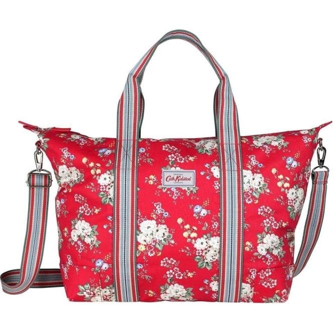 c569295fca6e Cath Kidston Spray Flowers Foldaway Overnight Bag 516952