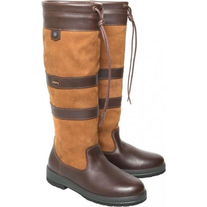 Dubarry Galway Country Boot Brown / Mahogany
