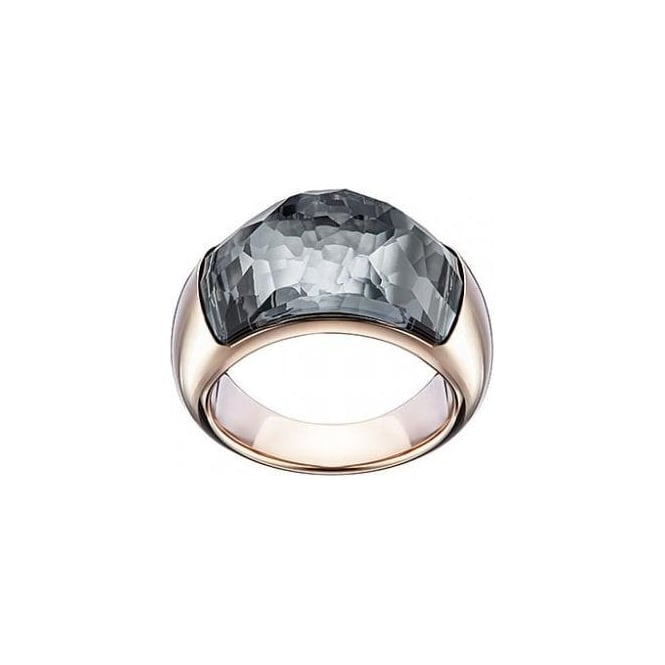 Swarovski Dome Ring, Size 58