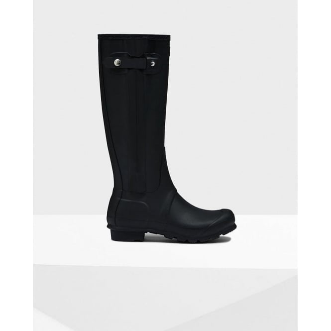 Hunter Original Slim Zip Wellington Boots