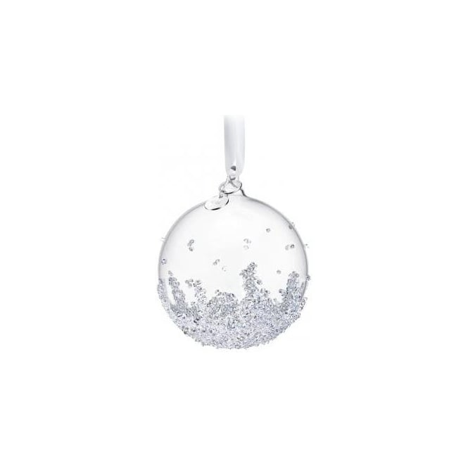 Swarovski Christmas Ball Ornament, Small