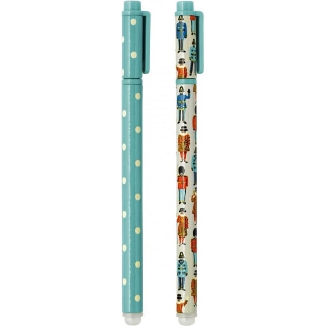 Cath Kidston Guards and Friends Erasable Pens