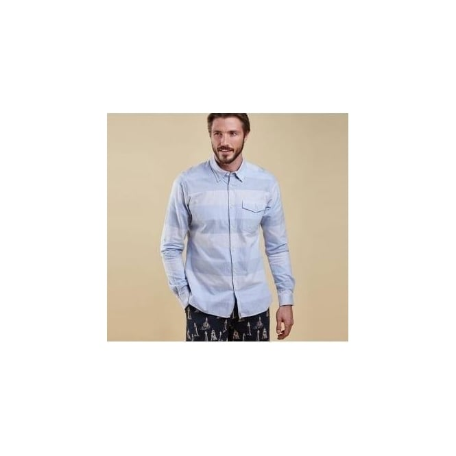 Barbour Mens Sailor Shirt MSH3645BL36