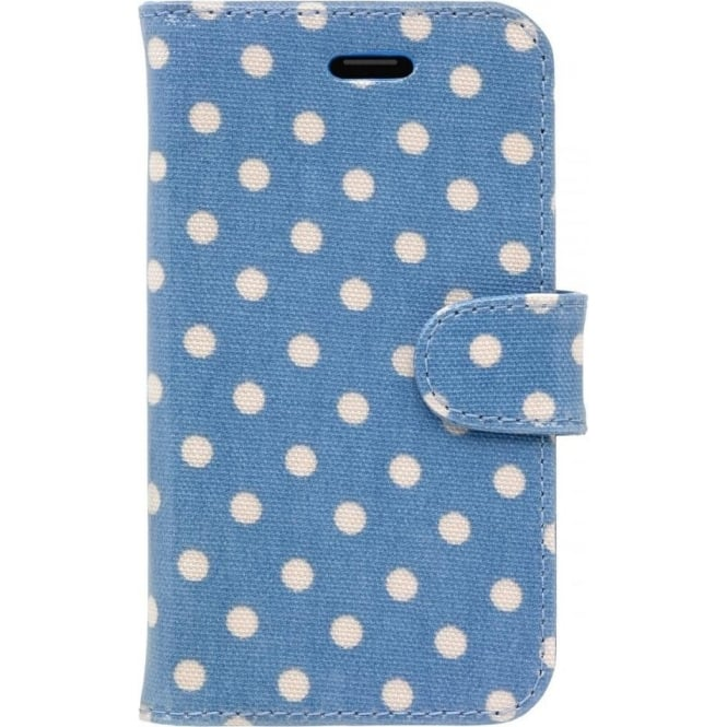 Cath Kidston Little Spot Iphone 6 Case with Card Holder 553537 c2232c5273
