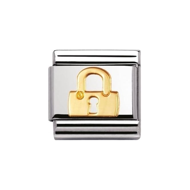 *NOMINATION ITALY Composable Classic Daily Life Lock
