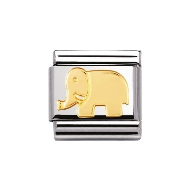 Nomination Composable Classic Earth Animals Elephant
