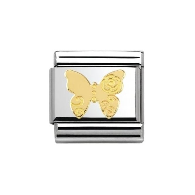 Nomination Butterfly Composable Charm