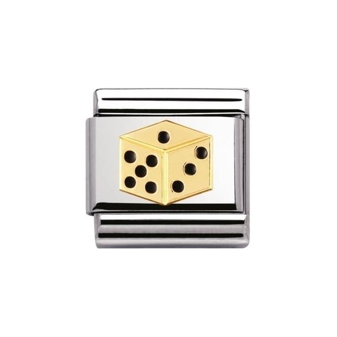 Nomination Composable Classic Good Luck Dice