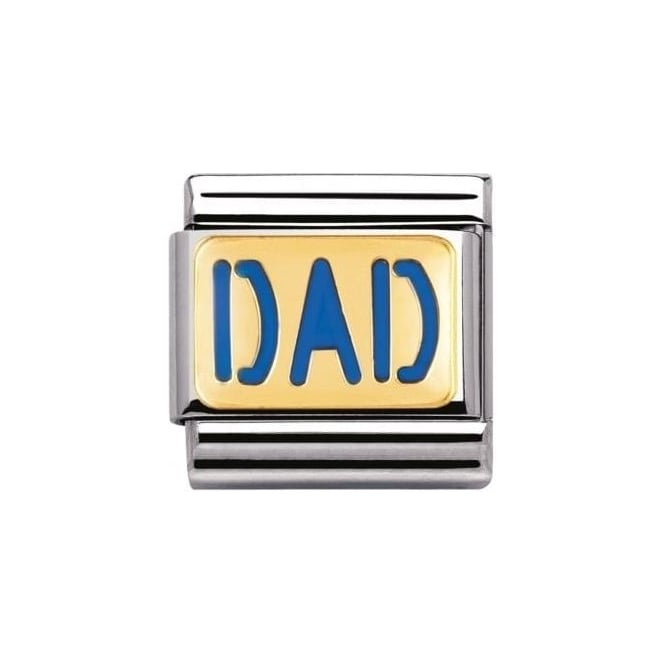 Nomination Composable Classic Messages Dad