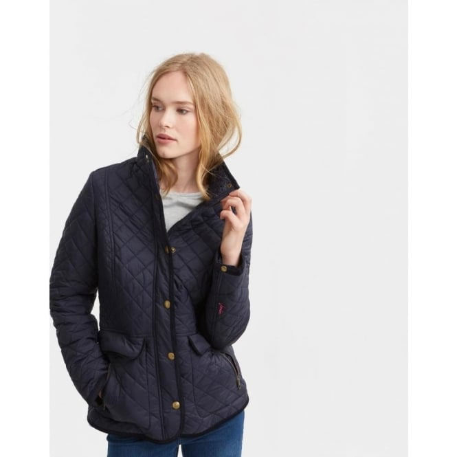 f47e2000f3fc Joules Newdale Newdale Quilted Jacket V Newdale