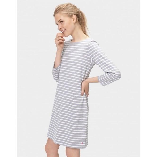 b1963415627 Joules Riviera3/4 Riviera3/4 3/4 Sleeve Jersey Dress V_Riviera3/4