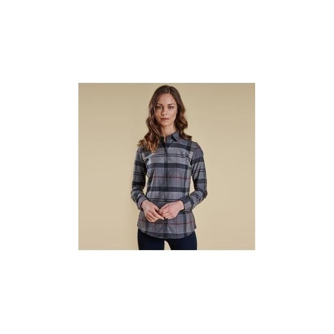Barbour Nebit Tartan Slim Fit Shirt LSH0902TN35